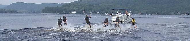 Pontoon boats manufacturer, a pontoon boats builder for